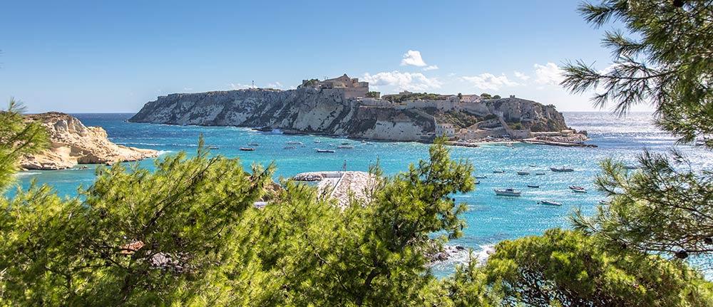 Escursione alle Isole Tremiti durante soggiorno in Abruzzo